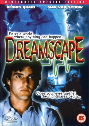 Dreamscape Dvd cover