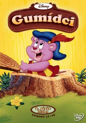 Adventures of the Gummi Bears 650x923