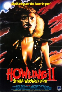 Howling II: It's Not Over Yet poster