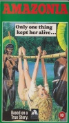 Amazonia: The Catherine Miles Story Cover