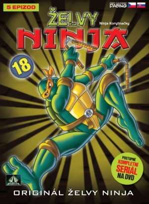 Teenage Mutant Hero Turtles 511x700