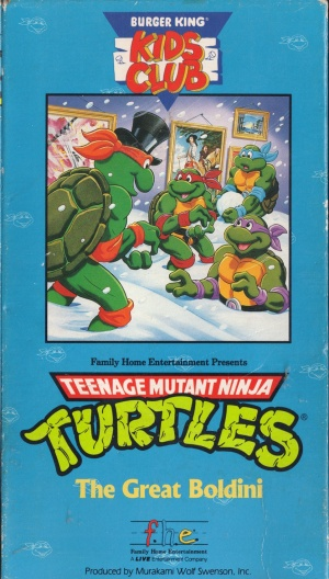 Teenage Mutant Ninja Turtles 836x1470