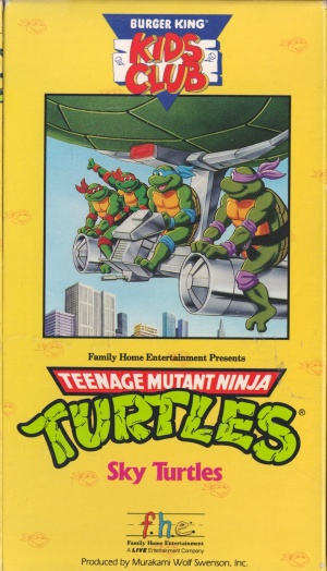 Teenage Mutant Ninja Turtles 840x1466