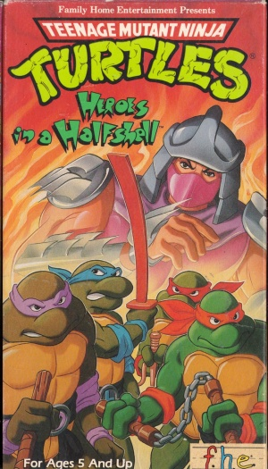 Teenage Mutant Ninja Turtles 840x1470