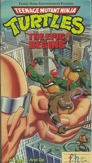 Teenage Mutant Hero Turtles 832x1470