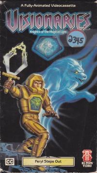 Visionaries: Caballeros de la luz mágica poster