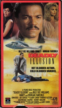 Deadly Illusion poster