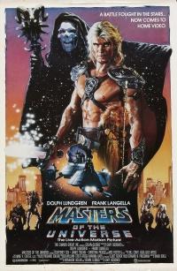 I dominatori dell'universo poster