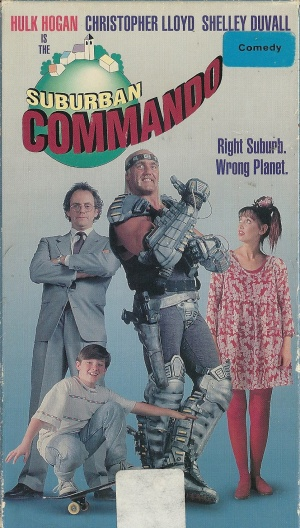Suburban Commando 836x1470