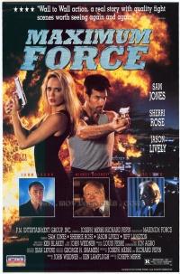 Maximum Force poster