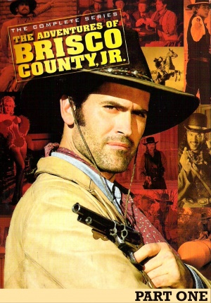 The Adventures of Brisco County, Jr. 1512x2162