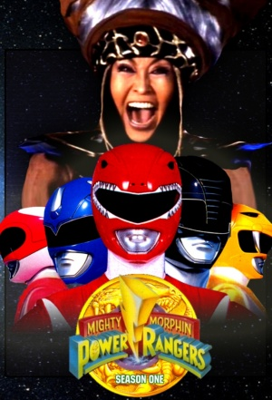 Power Rangers 680x1000