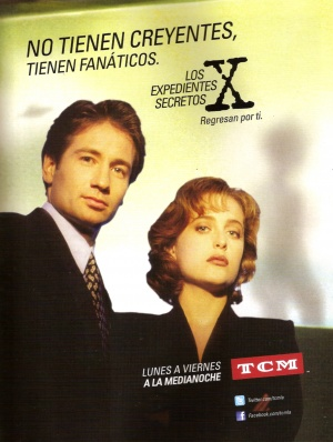 The X Files 1594x2116