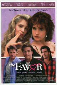 The Favor - Hilfe, meine Frau ist verliebt! poster