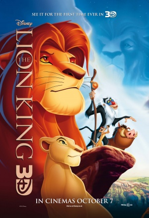 The Lion King 3406x4999