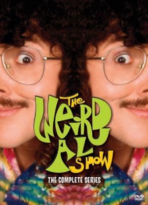 The Weird Al Show 543x750