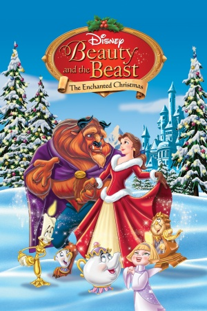 Beauty and the Beast: The Enchanted Christmas 2000x3000