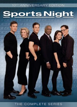 Sports Night 500x697