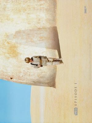 Star Wars: Episodio I - La amenaza fantasma 2233x3000
