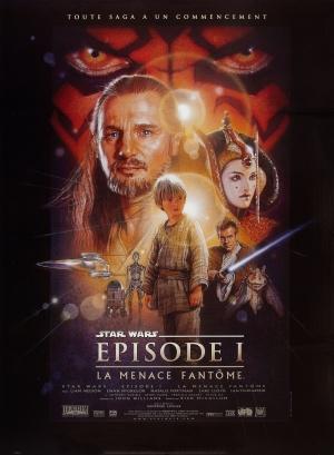 Star Wars: Episodio I - La amenaza fantasma 2202x3000