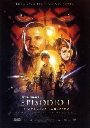 Star Wars: Episodio I - La amenaza fantasma 1398x2000