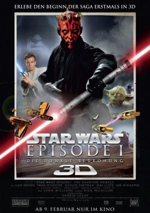 Star Wars: Episodio I - La amenaza fantasma 990x1400