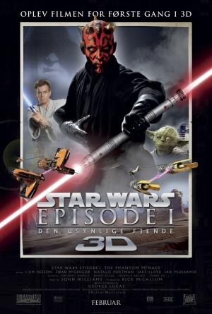 Star Wars: Episodio I - La amenaza fantasma 1382x2048