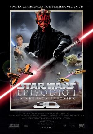 Star Wars: Episodio I - La amenaza fantasma 1240x1787