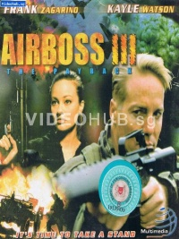 Airboss III: The Payback poster