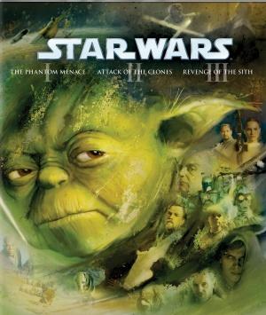 Star Wars: Episodio II - El ataque de los clones 1618x1917