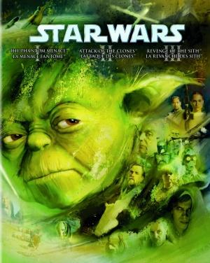 Star Wars: Episodio II - El ataque de los clones 1595x2000