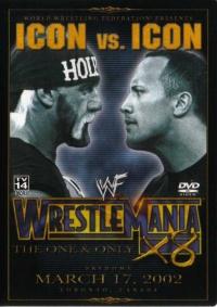 WrestleMania X-VIII poster