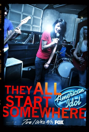 American Idol: The Search for a Superstar 1019x1500