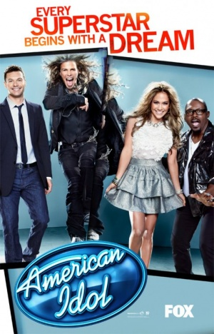 American Idol: The Search for a Superstar 484x755