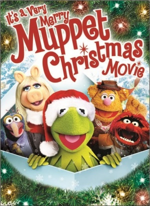 It's a Very Merry Muppet Christmas Movie 445x611