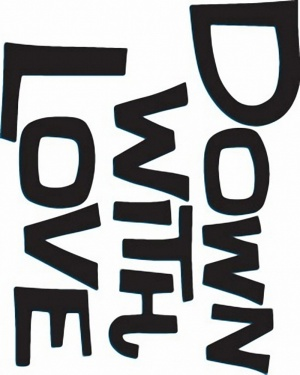 Down with Love 800x999