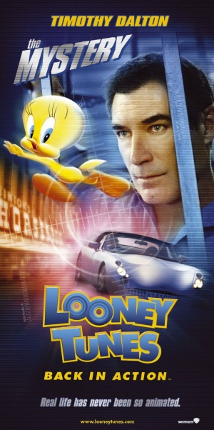 Looney Tunes: Back in Action 748x1500