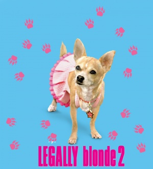 Legally Blonde 2: Red, White & Blonde 4548x5000