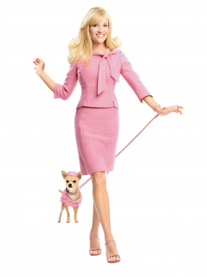 Legally Blonde 2: Red, White & Blonde 3745x5000