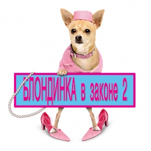 Legally Blonde 2: Red, White & Blonde 2008x2008