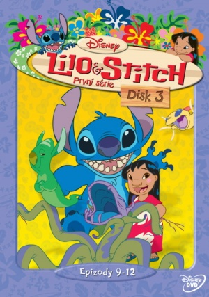 Lilo & Stitch: The Series 500x711