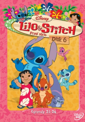 Lilo & Stitch: The Series 650x923