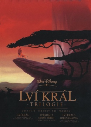 The Lion King 1½ 501x699