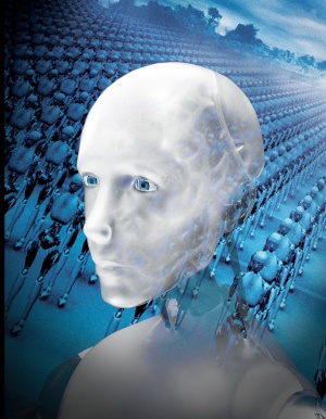 I, Robot 2624x3375
