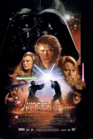 Star Wars: Episodio III - La venganza de los Sith 1500x2237