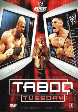 WWE Taboo Tuesday 739x1062