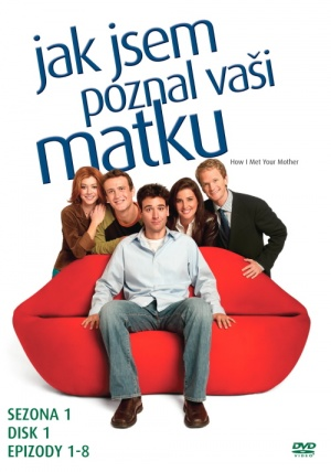 How I Met Your Mother 500x714