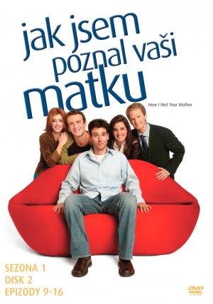 How I Met Your Mother 500x711