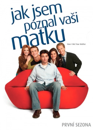 How I Met Your Mother 500x699