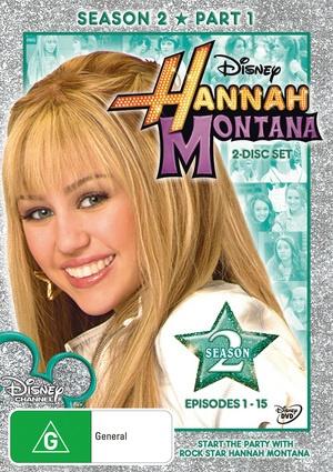 Hannah Montana 300x425
